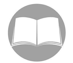 book grey circle Galilee Foundation logo
