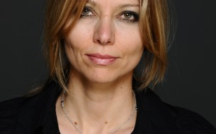 Author Elif Shafak (Photo: Muammer Yanmaz)